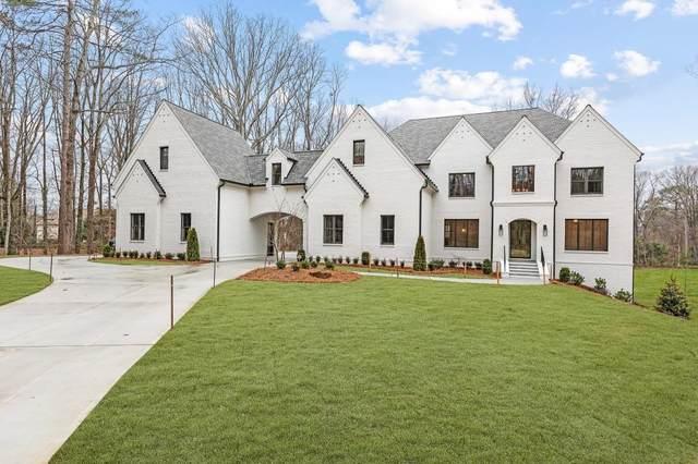 5720 Riverside Drive, Atlanta, GA 30327 (MLS #6679387) :: Path & Post Real Estate