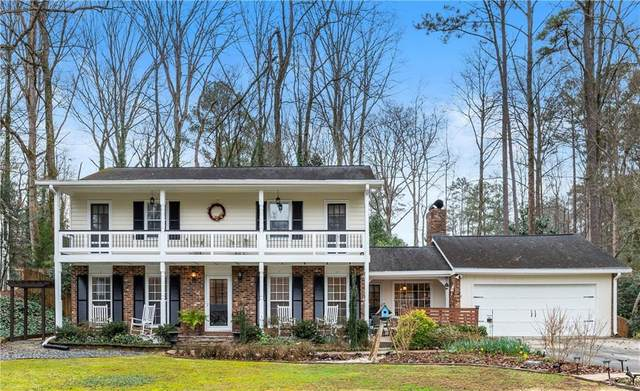 650 Edgewater Trail, Sandy Springs, GA 30328 (MLS #6679391) :: Compass Georgia LLC