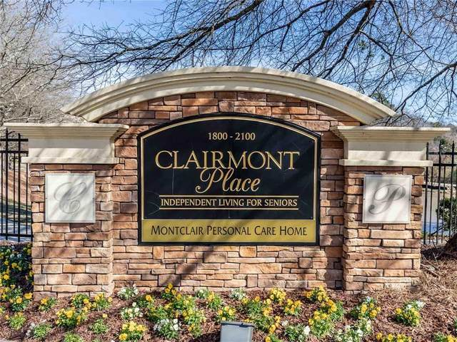 1800 Clairmont Lake #214, Decatur, GA 30033 (MLS #6679398) :: North Atlanta Home Team