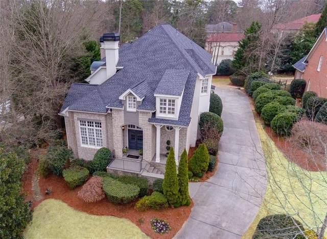500 Telford Place, Sandy Springs, GA 30342 (MLS #6679405) :: Path & Post Real Estate