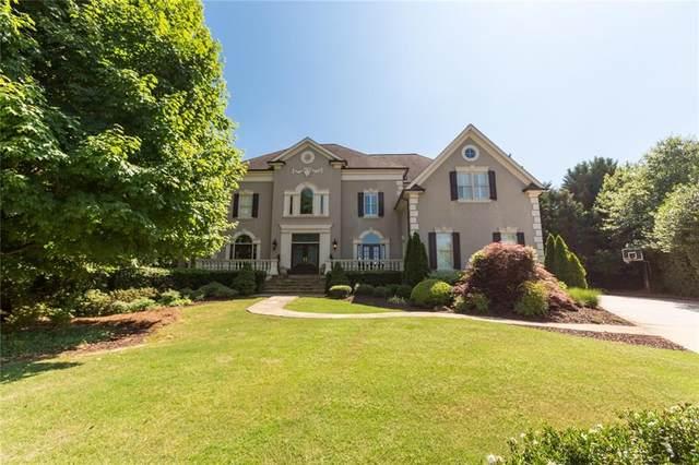 1010 Bay Tree Drive, Johns Creek, GA 30097 (MLS #6679415) :: RE/MAX Prestige