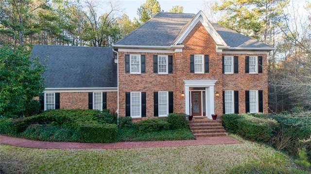 7750 Dunvegan Close, Sandy Springs, GA 30350 (MLS #6679421) :: Scott Fine Homes at Keller Williams First Atlanta