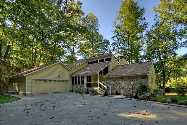 321 Call Wright Road, Ellijay, GA 30540 (MLS #6679425) :: North Atlanta Home Team