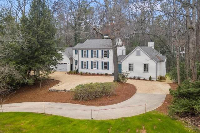 330 Franklin Road, Sandy Springs, GA 30342 (MLS #6679477) :: Path & Post Real Estate