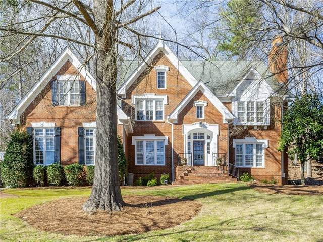 2150 River Cliff Drive, Roswell, GA 30076 (MLS #6679502) :: Kennesaw Life Real Estate