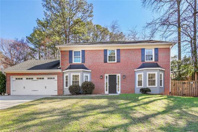 9136 Branch Valley Way, Roswell, GA 30076 (MLS #6679503) :: Rock River Realty