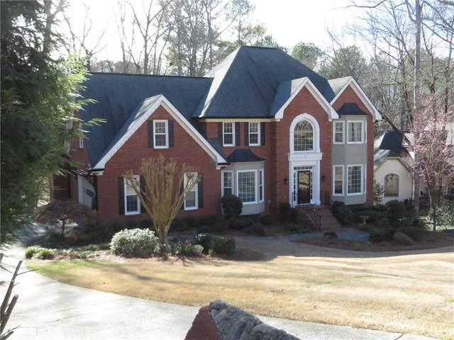 5265 Laithbank Lane, Alpharetta, GA 30022 (MLS #6679505) :: Good Living Real Estate