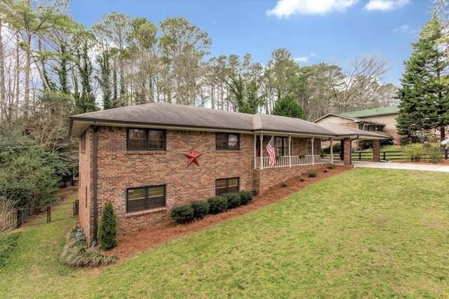 693 Ridgeview Drive SW, Lilburn, GA 30047 (MLS #6679514) :: North Atlanta Home Team