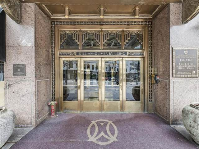 32 Peachtree Street NW #1607, Atlanta, GA 30303 (MLS #6679561) :: Thomas Ramon Realty