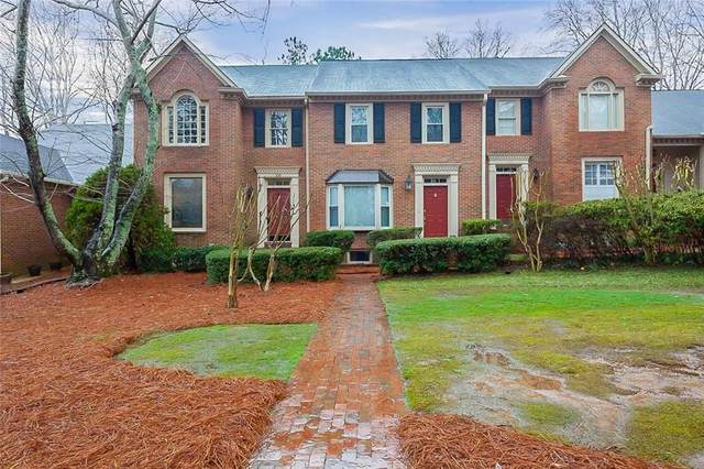 106 Weatherburne Drive, Roswell, GA 30076 (MLS #6679604) :: North Atlanta Home Team