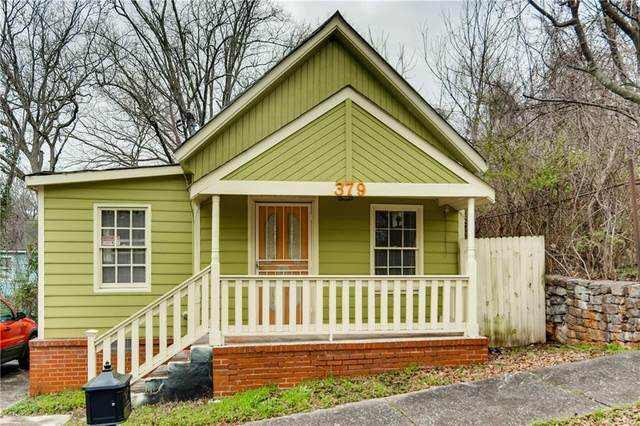 379 Mary Street SW, Atlanta, GA 30310 (MLS #6679622) :: Kennesaw Life Real Estate