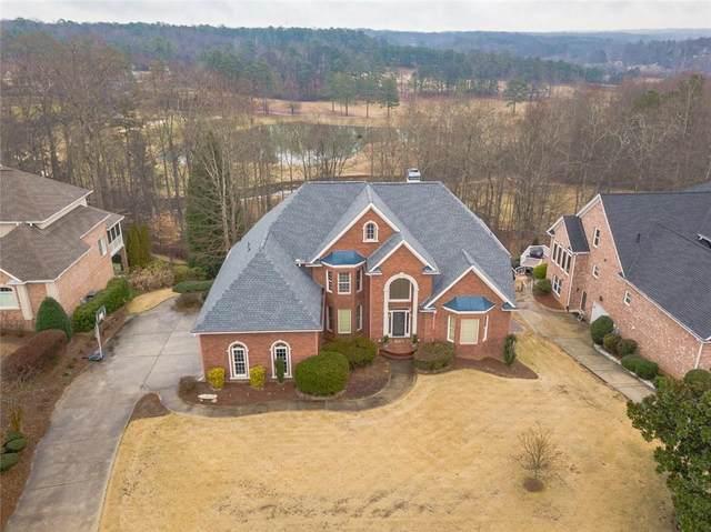 3428 Stembler Ridge, Douglasville, GA 30135 (MLS #6679652) :: North Atlanta Home Team