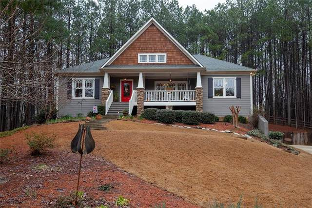 320 Georgetown Drive, Dallas, GA 30132 (MLS #6679658) :: North Atlanta Home Team
