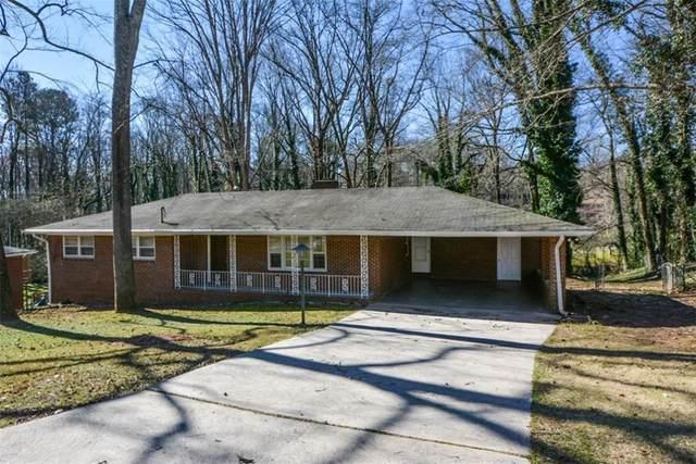6662 Peacock Boulevard, Morrow, GA 30260 (MLS #6679670) :: Good Living Real Estate