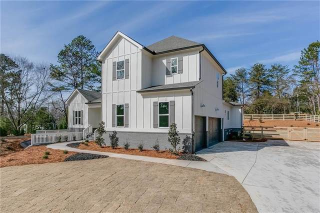 5138 Price Drive, Suwanee, GA 30024 (MLS #6679676) :: Rock River Realty