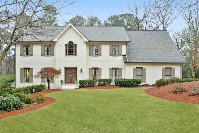 100 Cameron Glen Drive, Sandy Springs, GA 30328 (MLS #6679678) :: MyKB Partners, A Real Estate Knowledge Base