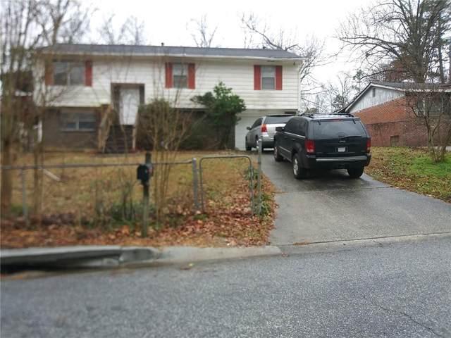 244 Shelburn Drive, Riverdale, GA 30274 (MLS #6679744) :: Dillard and Company Realty Group