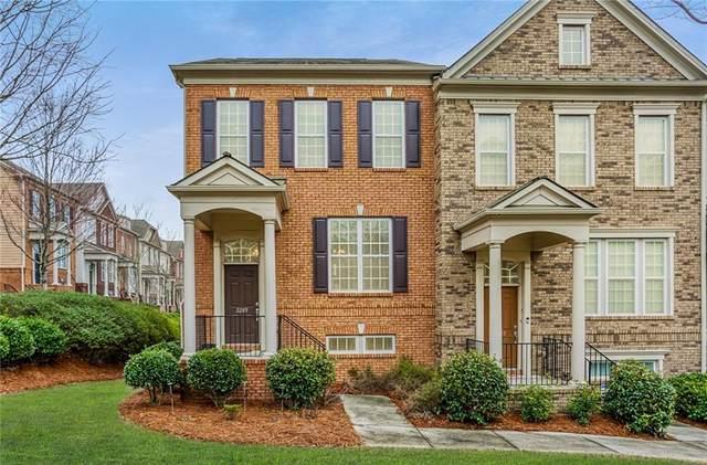 2289 Millhaven Street SE #18, Smyrna, GA 30080 (MLS #6679764) :: Kennesaw Life Real Estate