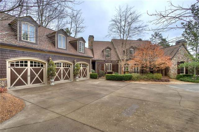 15 Oakside Trail SE, Cartersville, GA 30121 (MLS #6679822) :: Charlie Ballard Real Estate