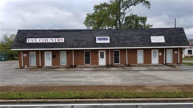 47 Stonewall Street, Cartersville, GA 30120 (MLS #6679858) :: Kennesaw Life Real Estate