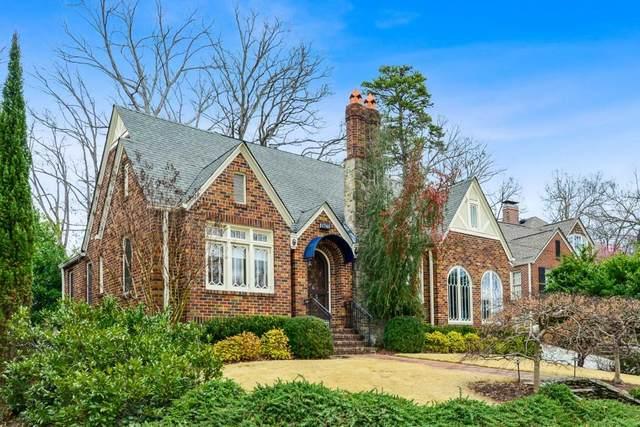 1745 N Pelham Road NE, Atlanta, GA 30324 (MLS #6679876) :: North Atlanta Home Team