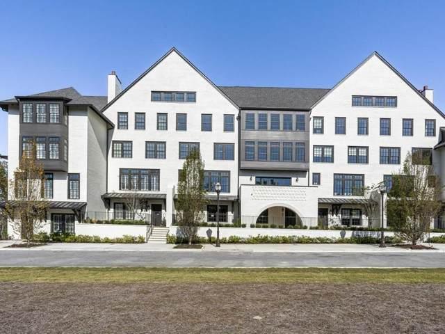 6615 Aria Boulevard #120, Sandy Springs, GA 30328 (MLS #6679906) :: RE/MAX Prestige