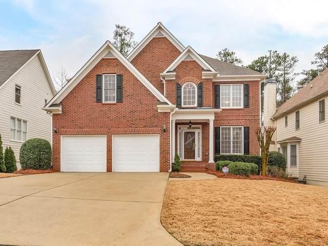 1544 Tappahannock Trail, Marietta, GA 30062 (MLS #6679921) :: Good Living Real Estate
