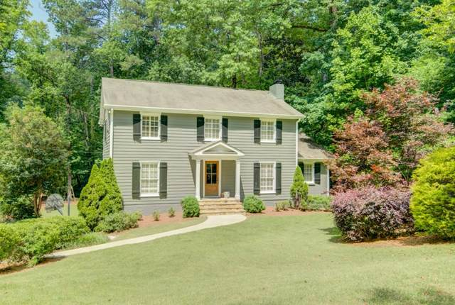 6440 Tanacrest Court, Atlanta, GA 30328 (MLS #6679927) :: Compass Georgia LLC