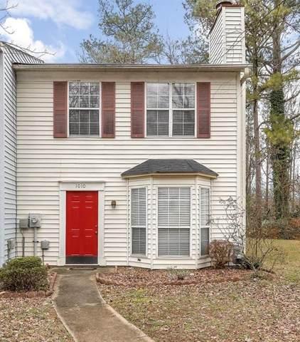 1010 Huntington Trace SE, Smyrna, GA 30082 (MLS #6679928) :: North Atlanta Home Team