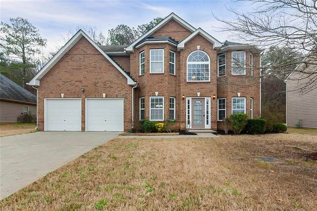 4610 Browns Mill Lane, Lithonia, GA 30038 (MLS #6679951) :: Rock River Realty
