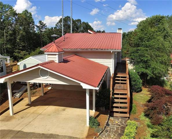 91 Overlook Court, Dawsonville, GA 30534 (MLS #6679964) :: North Atlanta Home Team