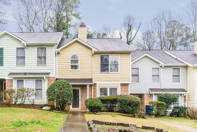 1119 NW Shiloh Lane, Kennesaw, GA 30144 (MLS #6679968) :: North Atlanta Home Team