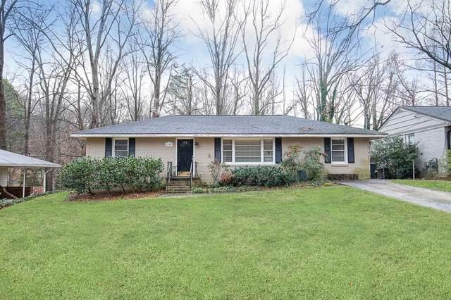 1709 Wayland Circle NE, Brookhaven, GA 30319 (MLS #6680003) :: North Atlanta Home Team