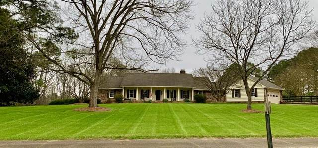 909 Brimer Road, Newnan, GA 30263 (MLS #6680005) :: The North Georgia Group
