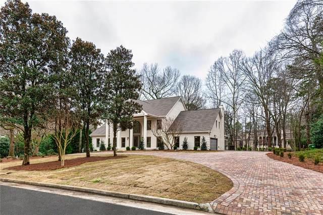 4420 Northside Chase NW, Atlanta, GA 30327 (MLS #6680022) :: North Atlanta Home Team
