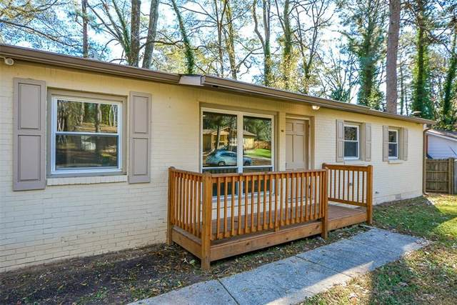 4838 Bartlett Road, Forest Park, GA 30297 (MLS #6680024) :: RE/MAX Prestige