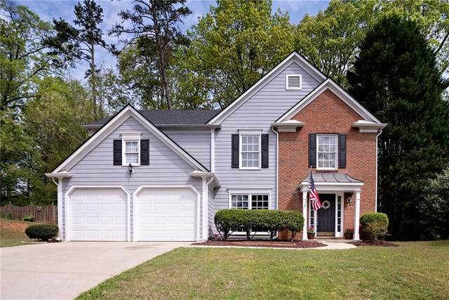 2900 Masonwood Drive NW, Kennesaw, GA 30152 (MLS #6680031) :: Kennesaw Life Real Estate