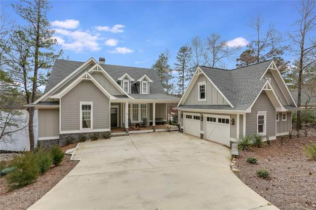 55 Paddleboat Lane, Newnan, GA 30263 (MLS #6680032) :: The North Georgia Group