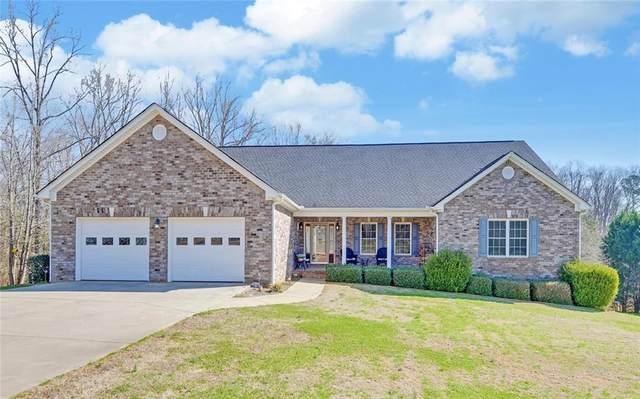 3425 Ethridge Road, Jefferson, GA 30549 (MLS #6680045) :: The Butler/Swayne Team