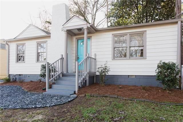 1701 Cecile Avenue SE, Atlanta, GA 30316 (MLS #6680058) :: North Atlanta Home Team