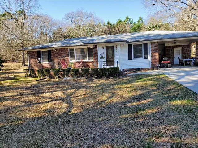 225 Teresa Lane, Loganville, GA 30052 (MLS #6680070) :: The Zac Team @ RE/MAX Metro Atlanta