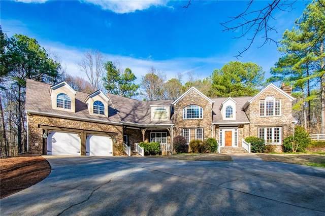 355 Clark Creek Pass, Acworth, GA 30102 (MLS #6680079) :: North Atlanta Home Team
