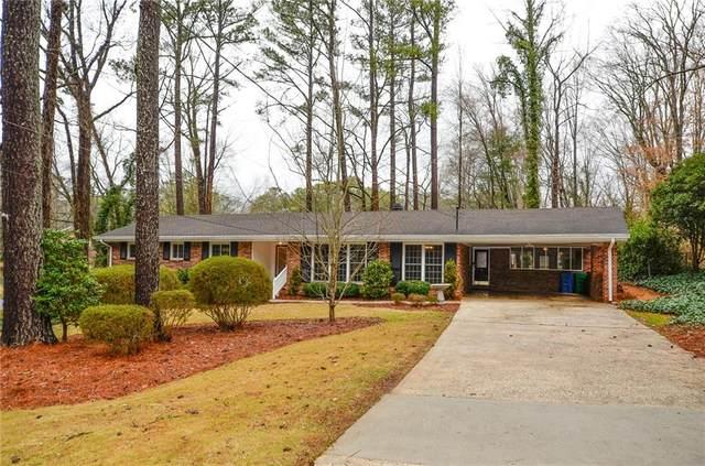2934 Green Oaks Circle NE, Atlanta, GA 30345 (MLS #6680097) :: Rock River Realty