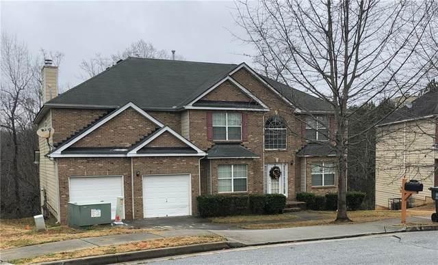 1152 Stepping Stone Lane, Conyers, GA 30012 (MLS #6680112) :: North Atlanta Home Team