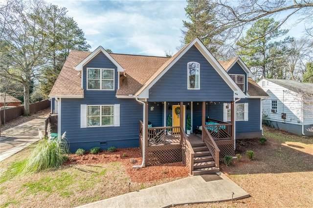 673 Quillian Avenue, Decatur, GA 30032 (MLS #6680195) :: North Atlanta Home Team