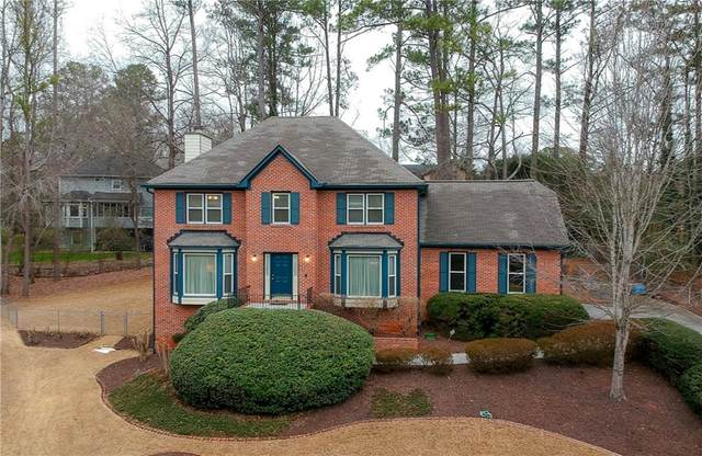 2027 Tully Wren NE, Marietta, GA 30066 (MLS #6680204) :: RE/MAX Paramount Properties