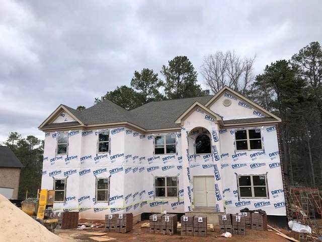 1844 Christopher Drive, Conyers, GA 30094 (MLS #6680236) :: North Atlanta Home Team