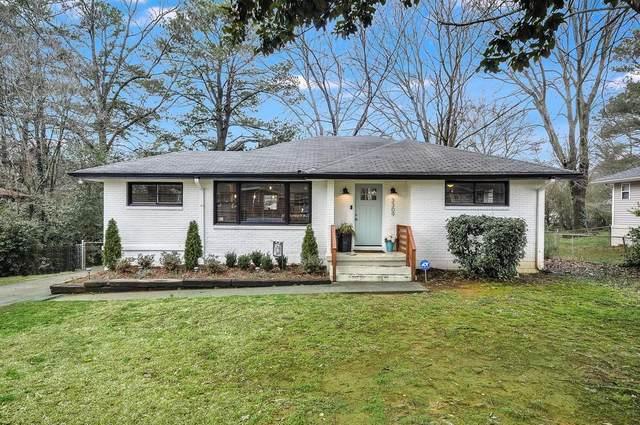 3309 Concord Circle SE, Smyrna, GA 30080 (MLS #6680251) :: North Atlanta Home Team