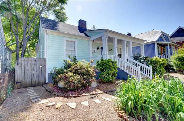 266 Berean Avenue SE, Atlanta, GA 30316 (MLS #6680257) :: Good Living Real Estate