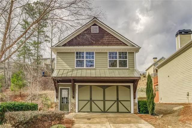 273 Lakeside Drive, Waleska, GA 30183 (MLS #6680263) :: The Zac Team @ RE/MAX Metro Atlanta
